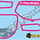 Thumbnail: Customise GT12 BittyDesign LS3 Window frame Set Choice or Colour