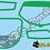 Thumbnail: GT12 BittyDesign LS3 Window frame Set Choice or Colour