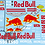 Thumbnail: F1 1/10 Decal Red Bull RB16 2020 - Choice of tyre logo