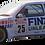 Thumbnail: 1/10 Touring Car Decal Sticker Set BTCC Ford Sierra  Fina 1989