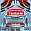 Thumbnail: 1/10 Touring Car GT Decal Sticker Porsche Taisan Starcard 911 GT2