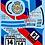 Thumbnail: 1/10 Touring Car Decal Sticker Set BMW M3 Schnitzer DTM 1992