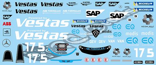 Formula -E Mercedes-Benz EQ Formula E Team