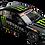 Thumbnail: 1/10 Touring Car Decal Sticker Set V8 Supercars Monster Energy Racing Team
