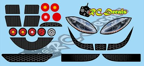 Phat 300R MTC/ Mini Lights