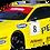 Thumbnail: 1/10 Touring Car Decal Sticker Set BTCC Peugeot 406 2001