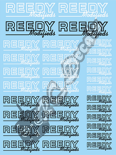 Vintage Reedy Logo