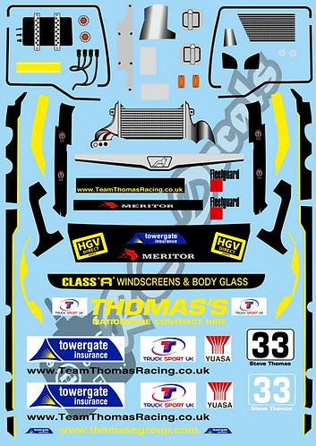1/14 Team Thomas Racing Truck