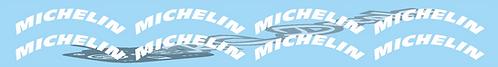 1/8 Michelin Tyre logo