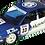 Thumbnail: 1/10 Touring Car Decal Sticker Set BTCC Ford Mondeo 1994