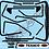 Thumbnail: 1/10 Touring Car Decal Sticker Set BTCC Ford Sierra Eggenberger Texaco 1988