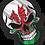 Thumbnail: Name Stickers Skull or Bandana