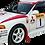 Thumbnail: 1/10 Decal Rally Set Mitsubishi Lancer Evo IV 1997