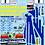 Thumbnail: 1/10 Decal Rally Set Ford Escort Cosworth - Pilot