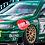Thumbnail: 1/10 Touring Car Decal Sticker Set BTCC Renault Laguna 1997