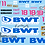 Thumbnail: F1 1/10 Decal Racing Point RP20 2020 - Choice of tyre logo
