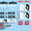 Thumbnail: F1 1/10 Decal Williams FW43 2020 - Choice of tyre logo