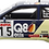 Thumbnail: 1/10 Decal Rally Ford Sierra Cosworth - Q8 1991