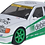 Thumbnail: 1/10 Touring Car Decal Sticker Set DTM Mercedes 190E - Debis