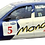 Thumbnail: 1/10 Touring Car Decal Sticker Set BTCC Ford Mondeo - 1993 - Mansell