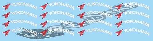 1/10 Yokohama Tyre logo