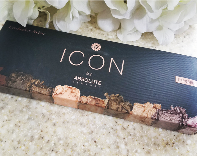 Icon Rose Gold Palette