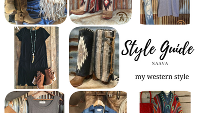 My Western Style | Naava Style Guide