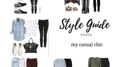 My Casual Chic | Naava Style Guide