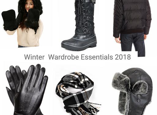 My Winter Wardrobe Essentials | Naava Stylebook