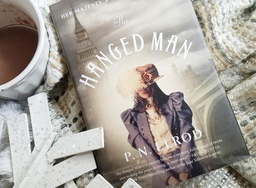 The Hanged Man   Winter Reading   Tifarah & the Books