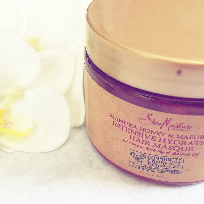 shea moisture manuka honey deep  masque1