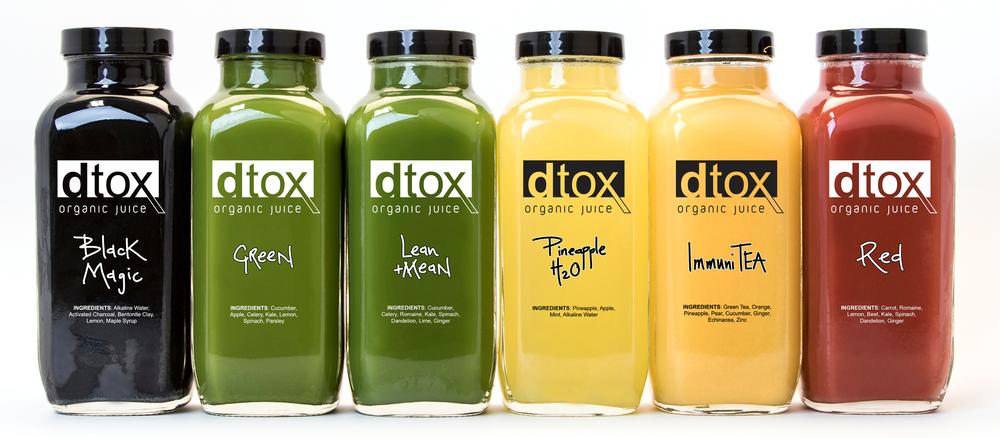 dtox juices
