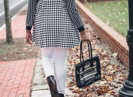 Issa Black + White Thang | Winter 2017 | Naava Stylebook