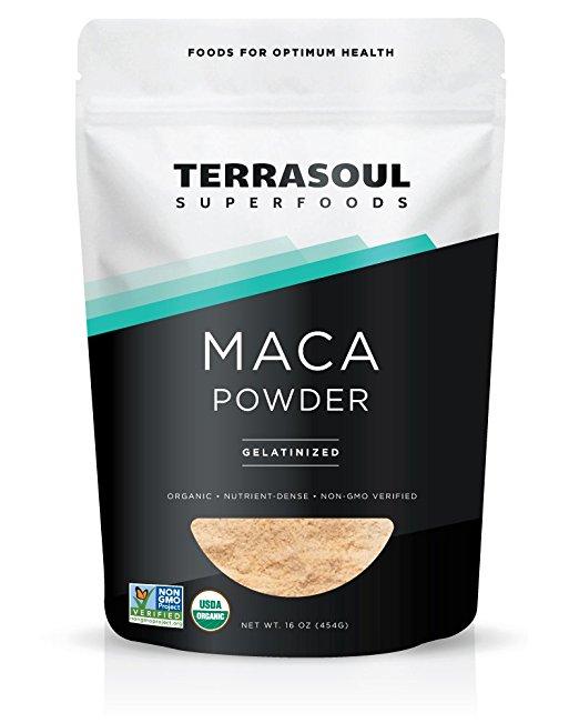 Terrasoul Maca Powder