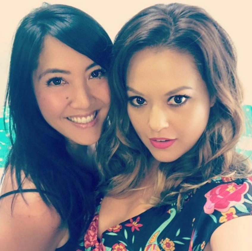 Stephanie Kwong & Courtney Copeland