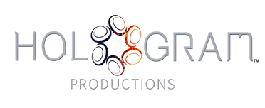 Hologrm Production Logo