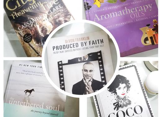 Fav Books of 2016   Tifarah & the Books