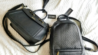 New Black Bags | Steve Madden | Naava Stylebook