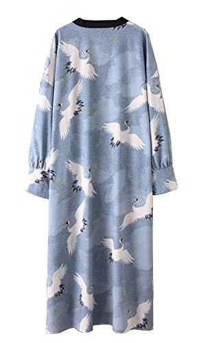 Crain Floral Kimono2