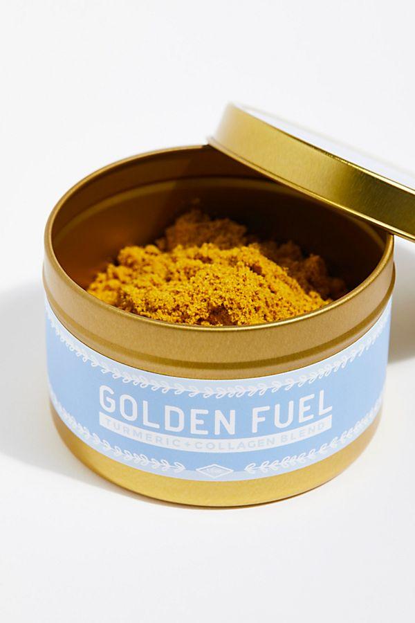 Golden Fuel Golden Milk Turmeric Collagen Blend