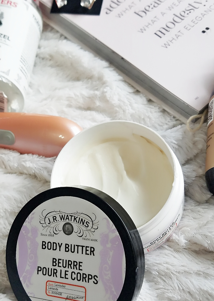 JR Watkins Body Butter