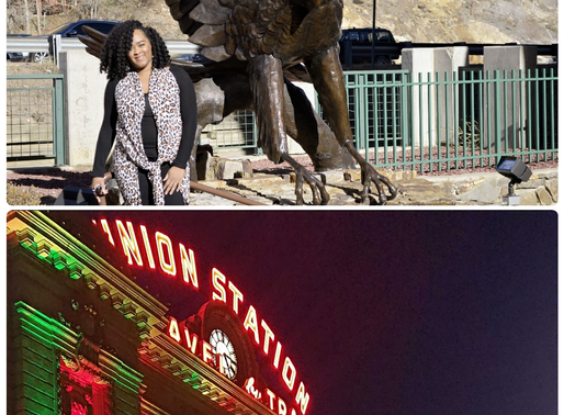A Denver Holiday Part I | Black Hawk + Union Station | Naava Voyages