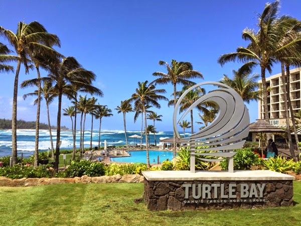 Turtle Bay resort North Shore Oahu