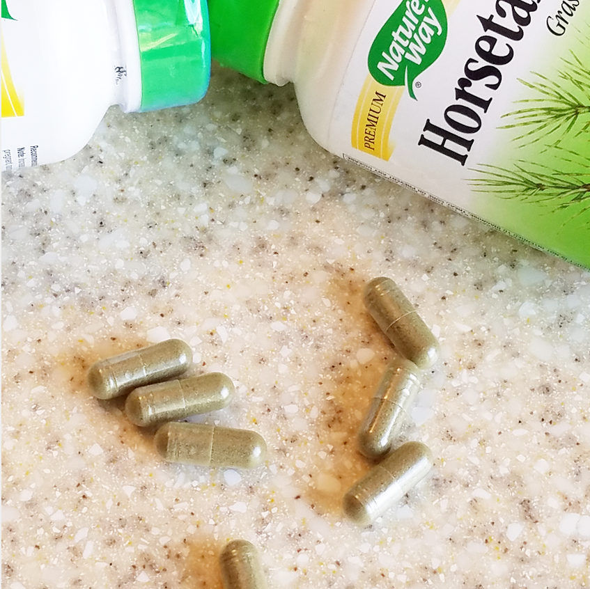 horsetail herb for hair growth unvei