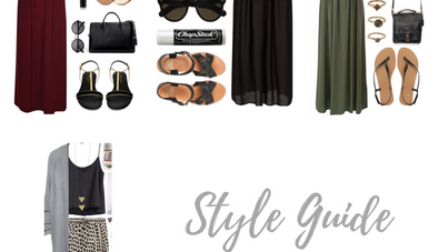 My BoHo Chic | Naava Style Guide