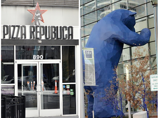 A Denver Holiday Part II | Blue Bear + Pizza Republica | Naava Voyages