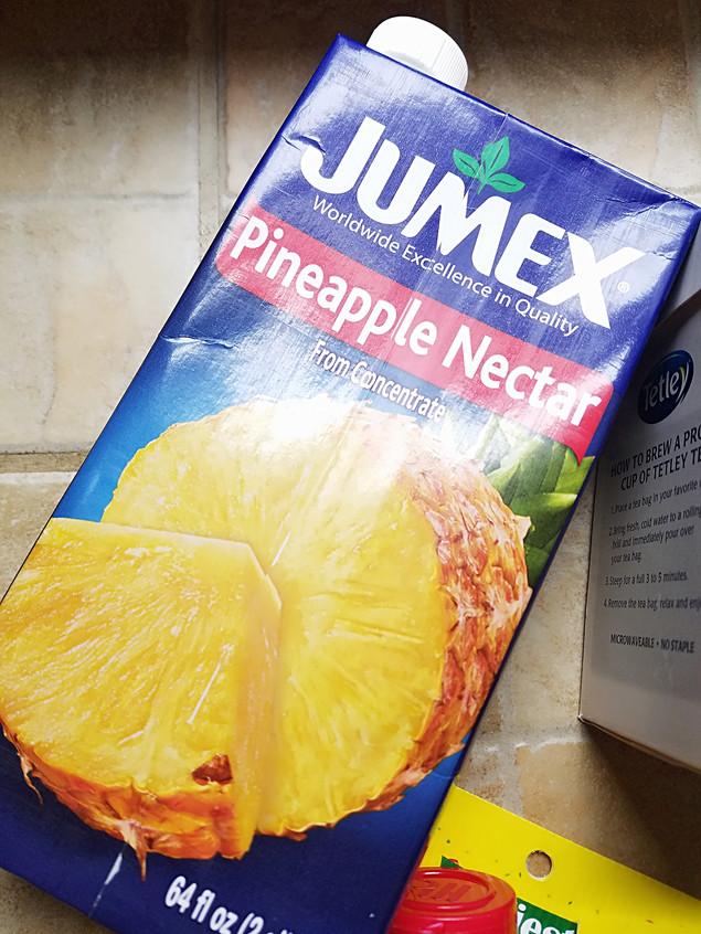 Pineapple Nectar