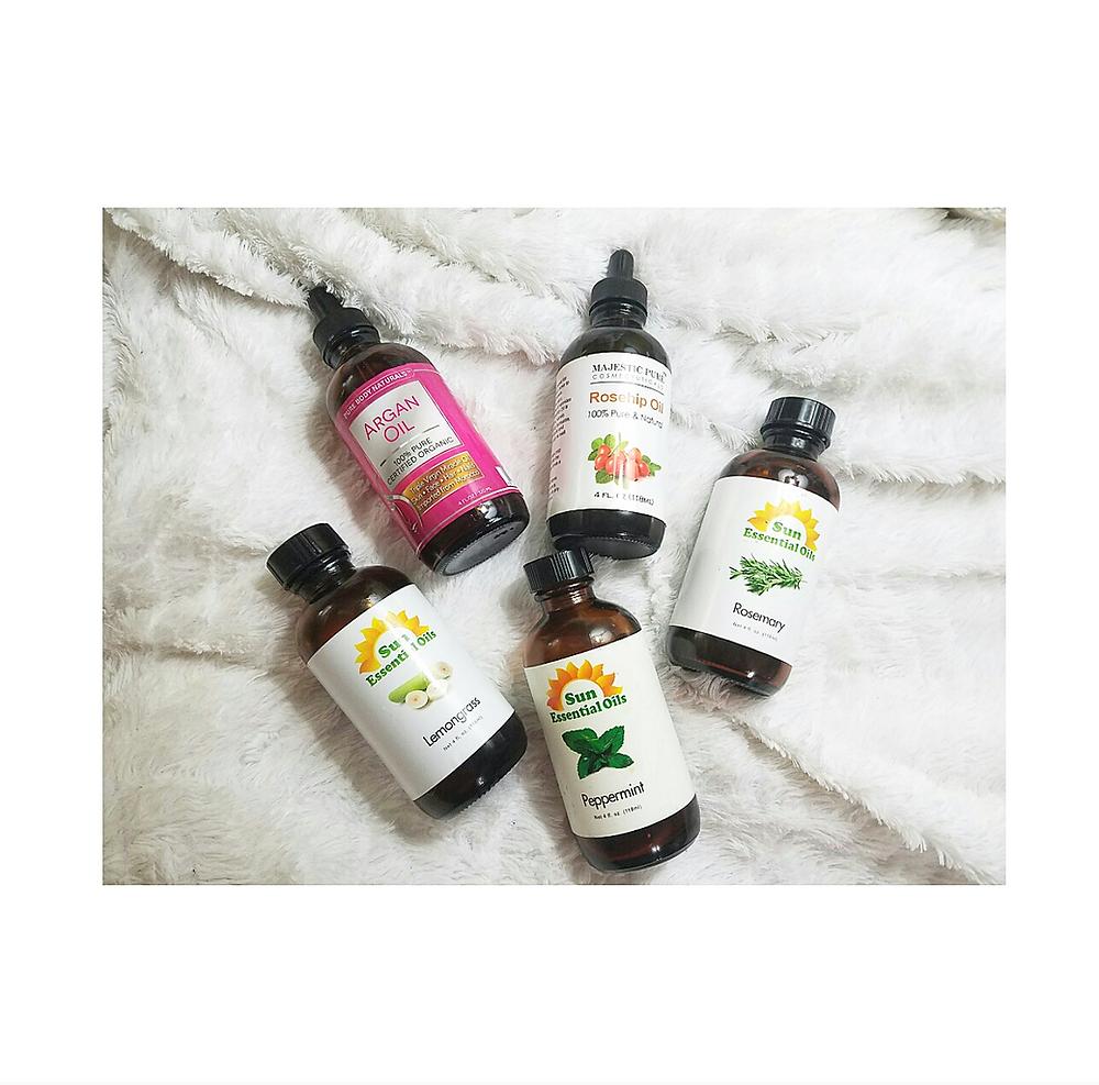 My 6 Essential Oils Staples