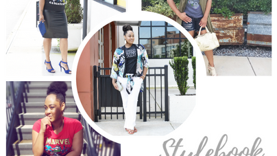 Chic Comic Swag | 4 Outfits | Naava Stylebook