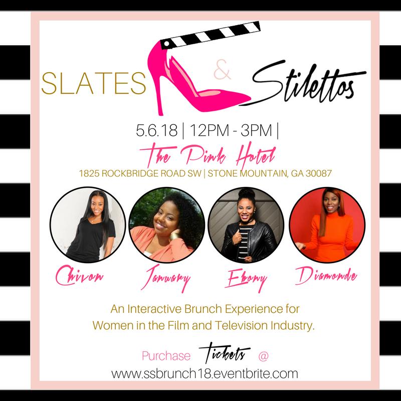 Slates & Stilettos Brunch | Spring 2018